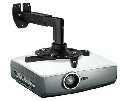 Mount-It! Projector Mount Wall Mount Universal Adjustable Design: