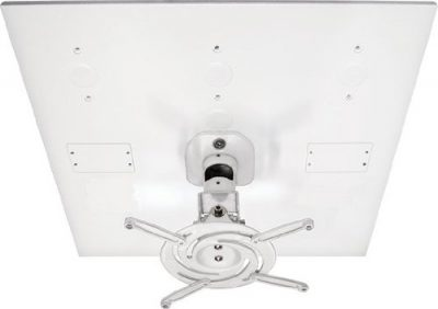 Universal Projector Drop-in Ceiling Mount by Amer:
