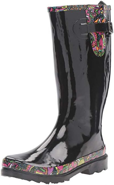 The SAK Women's Rhythm Rain Boot: