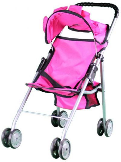 Mommy & Me My First Doll Stroller 9318:
