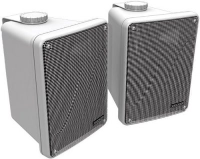 "Kicker 11 KB6000W WHITE 6-½"" Marine Speakers:"