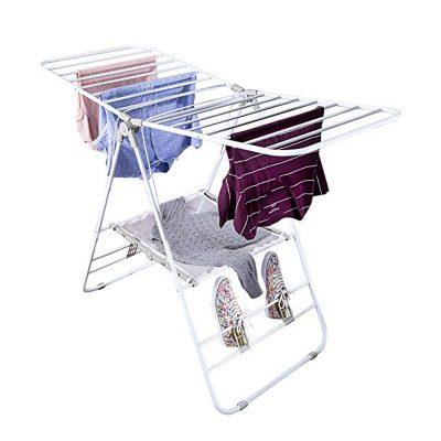 Honey-Can-Do Heavy Duty Gullwing Drying Rack - Folding Clothes Drying Racks