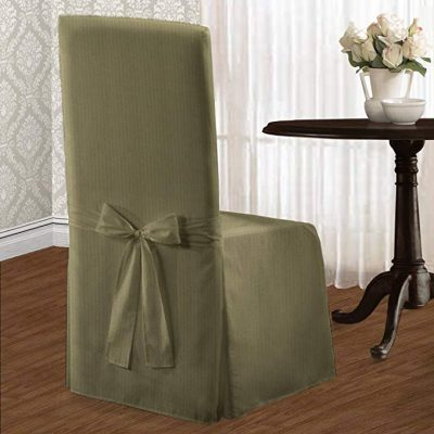 United Curtain Metro Dining Room Chair Cover: