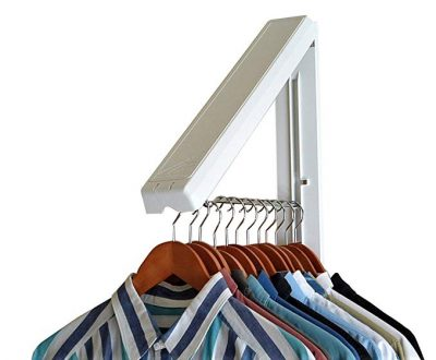 InstaHanger, The Original, Folding Clothes Storage Drying Rack: