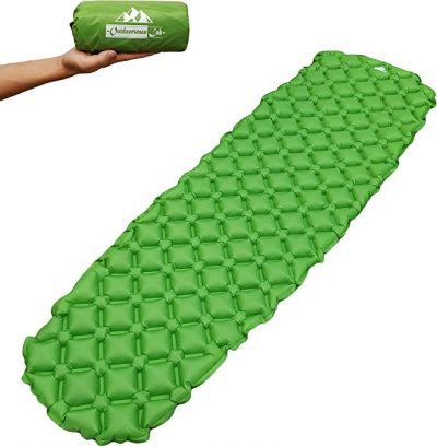 3. Outdoorsman Lab Ultralight Sleeping Pad:
