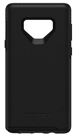 3. OtterBox - Symmetry Case for Samsung Galaxy Note 9 – Black: