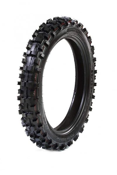 ProTrax PT1010 Motocross Off-Road Dirt Bike Tire 90/100-16 Rear Soft/Intermediate Terrain: