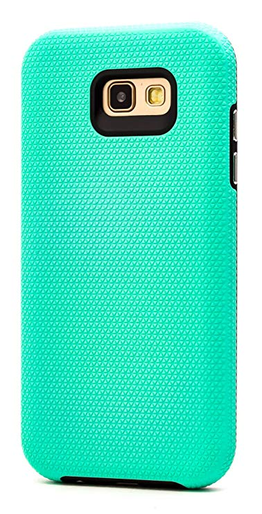 Maxessory Majestic Full-Body Impact Cover w/Premium Tough Texture Grip Hard-Back Rubber Cushion Hybrid Armor Shell Protector: