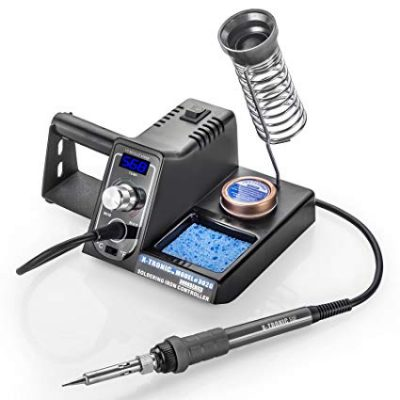 X-Tronic Model #3020-XTS Digital Display Soldering Iron Station: