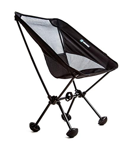 Terralite Portable Camp Chair. Perfect For Camping, Beach, Backpacking & Outdoor Festivals: