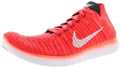 3. NIKE Free Rn Flyknit 2017, Men's Competition Running Shoes: