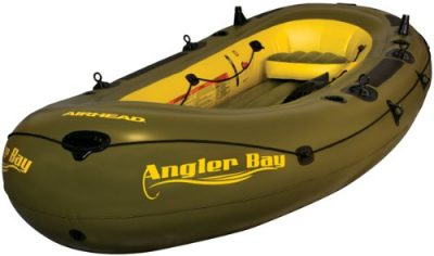 AIRHEAD Angler Bay Inflatable Boat:
