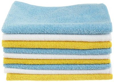 AmazonBasics Microfiber Cleaning Cloth - 36 Pack: