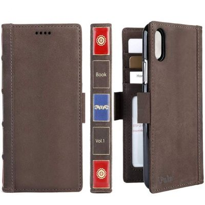 Top 7 Best iPhone XS Max Leather Wallet Cases in 2020 Reviews