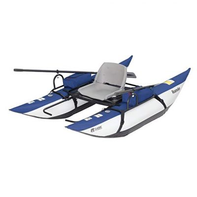 Classic Accessories Roanoke Inflatable Pontoon Boat:
