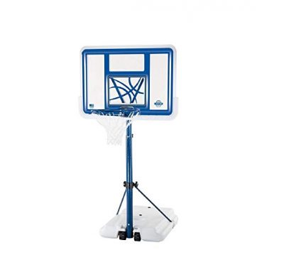 "Lifetime 44"" Acrylic Poolside Basketball System:"