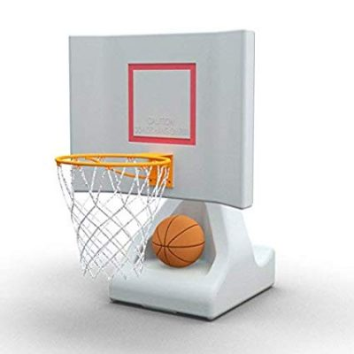 POOL SHOT Pool Basketball Hoop with Powder Coated Hoop:
