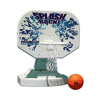 Poolmaster Splashback Poolside Basketball Game: