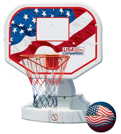 Poolmaster 72830 USA Competition Poolside Basketball Game: