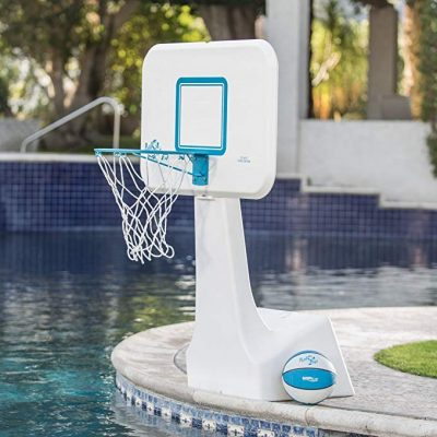Highest Rated Most Popular Selling Portable Swimming Pool Basketball Court by Rite: