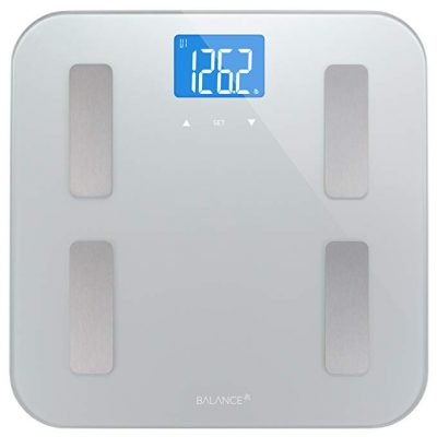 Digital Body Fat Weight Scale by GreaterGoods: