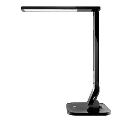 TaoTronics LED Desk Lamp with USB Charging Port, 4 Lighting Modes with 5 Brightness Levels: