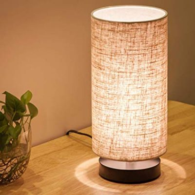 Lifeholder Table Lamp, Bedside Nightstand Lamp: