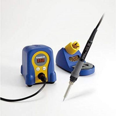 Hakko FX888D-23BY Digital Soldering Station FX-888D FX-888 (blue & yellow):