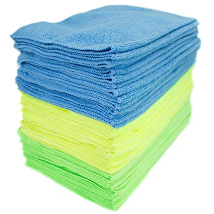 Zwipes Microfiber Cleaning Cloths (48-Pack):