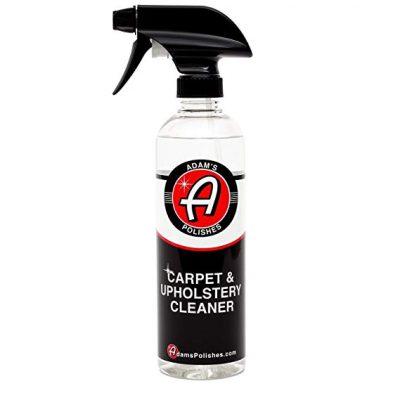 12. Adam's Carpet & Upholstery Cleaner - Easy to Use and Effective on Even The Worst Stains - Safe, Non-Toxic and Hypoallergenic (16 oz):