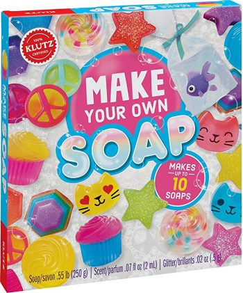 Klutz Make Your Own Soap Science Kit: