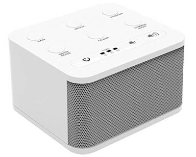 Big Red Rooster White Noise Machine - Sound Machine For Sleeping & Relaxation: