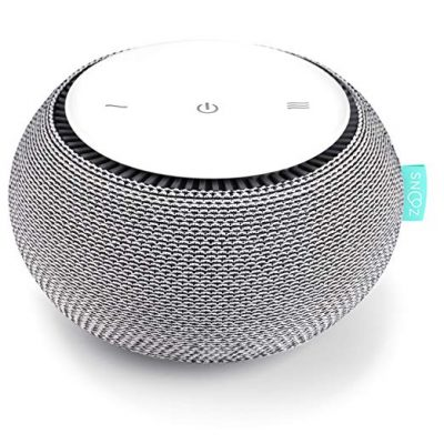 12. SNOOZ White Noise Sound Machine: