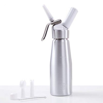 ICO Professional Whipped Cream Dispenser: