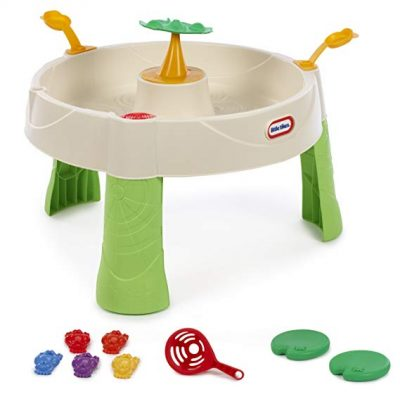 3. Little Tikes Frog Pond Water Table: