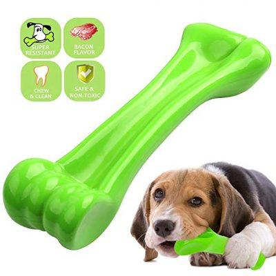 ONEISALL Dog Toys for Aggressive Chewers: