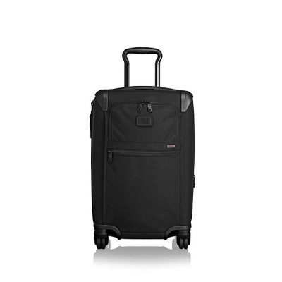 TUMI - Alpha 2 Expandable International 4 Wheeled Carry-On Luggage:
