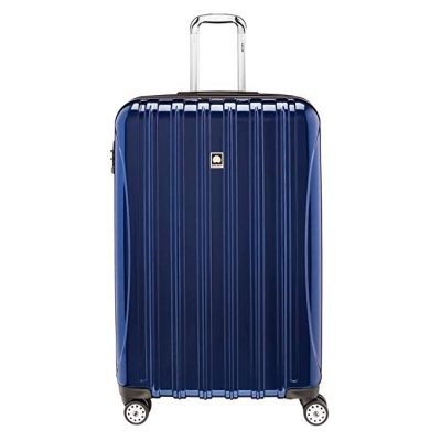 Delsey Luggage Helium Aero 29 Inch Expandable Spinner Trolley, One Size - Cobalt Blue:
