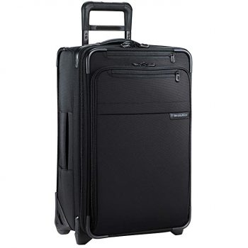 "Briggs & Riley Baseline Domestic Expandable Carry-On 22"" Upright, Black:"