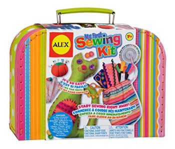 ALEX Toys Craft My First Sewing Kit: