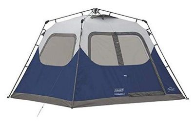 Coleman 6-Person Camping Tent: