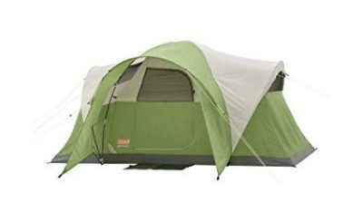 Coleman Montana 6-1239;x739; 6 Person Tent: