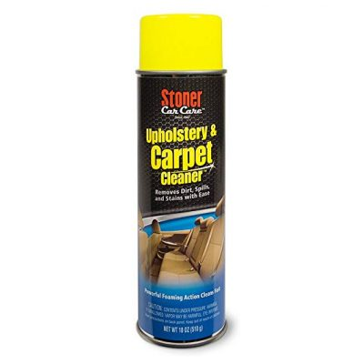 11. Stoner Car Care 91144 Upholstery and Carpet Cleaner - 18-Ounce: