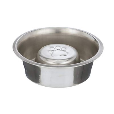 NEATER PET BRANDS Slow Feed Bowl Stainless Steel: