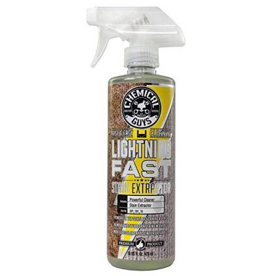 Chemical Guys SPI_191_16 Lightning Fast Carpet and Upholstery Stain Extractor (16 oz):