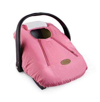 Cozy Cover - Infant Car Seat Cover (Pink):