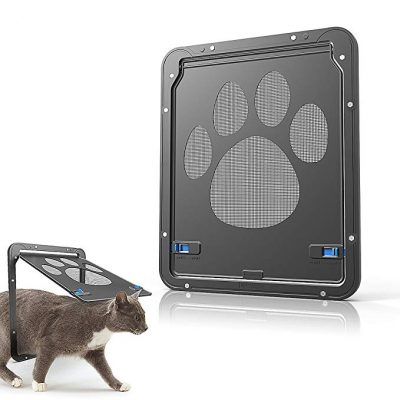 Namsan Pet Screen Door - Pet Window Screen Dog Door Screen Door for Cats Dogs: