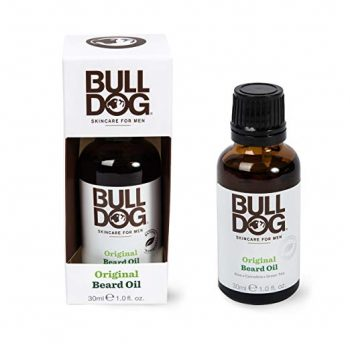 Bulldog Skincare and Grooming For Men Original Beard Oil, 1 Ounce: