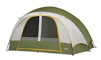 Wenzel Evergreen Tent - 6 Person: