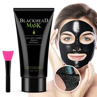15. Peel Off Mask Blackhead Remover Mask Activated Charcoal Mask by KoEily: